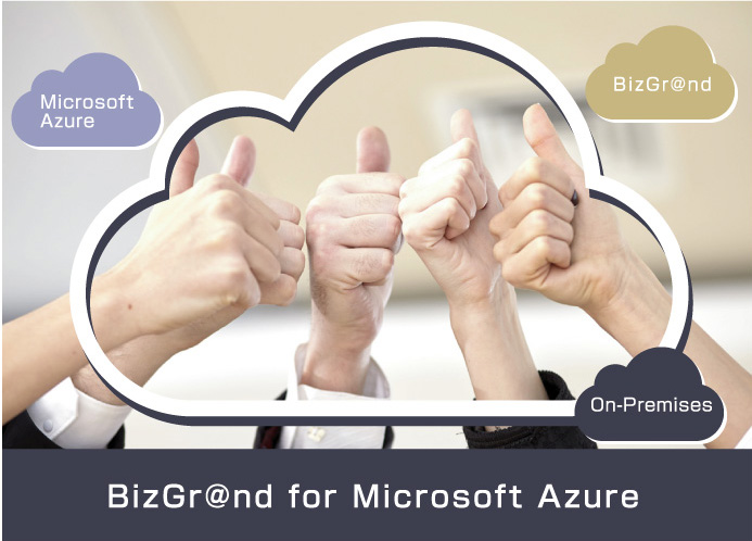 BizGr@nd for Microsoft Azure